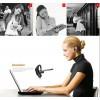Handsfree Business Bluetooth Headset Earphone