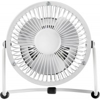 Large wind, full metal USB fan 4 inch, mini fan