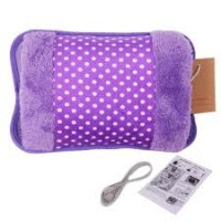 Electric Hot Water Bag for Instant Pain Relief & Body Heating