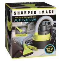 The Black Multifunction Wet & Dry Auto Vacuum