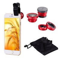 Universal clip lens   3 in 1