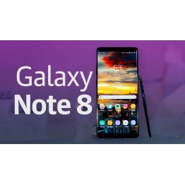 Samsung Galaxy Note 8 with Free Micro SD Card