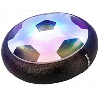 The Amazing Hover Ball with Flashing LED Light Soft & Safe Indoor Fun