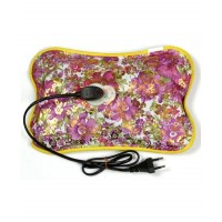 Electrothermal hot Water Bag - Multicolor