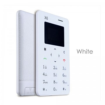 AIEK  X6 CREDIT CARD MOBILE