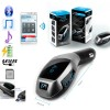 X5 Bluetooth Car Kit-FM Transmitter