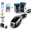 X5 Bluetooth Car Kit-FM Transmitter