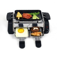 Electric Barbecue Grill And Tandoor Now With Frying And Roasting Function