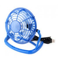 4 inch fan ,plug and play portable mini usb fan