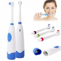 Rinows Electric Toothbrush With 3 Heads