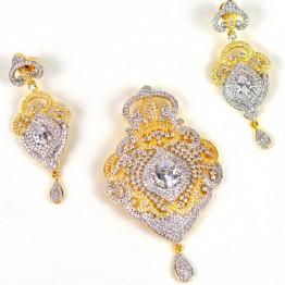 AD Jewellery Set P-102