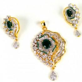 AD Jewellery Set P-103