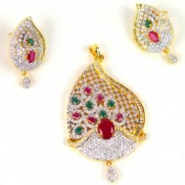 AD Jewellery Set P-104