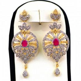 AD Jewellery Earring p-12