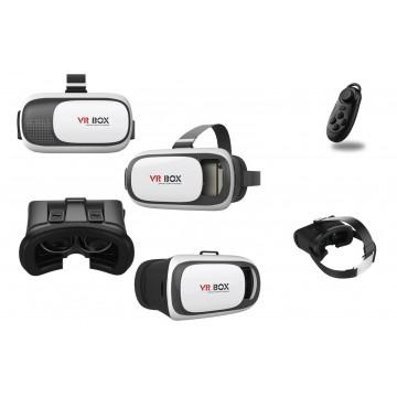 VR BOX II WITH REMOTE